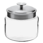48 oz Mini Montana Jars w/Aluminum Lids - 4ct