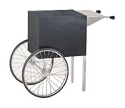 Cart for the Nite Club 6oz Popcorn Machine