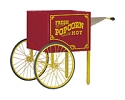 Cart for Gold Rush Popcorn Machines
