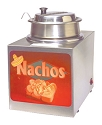 Nacho Dipper with Lighted Sign