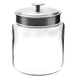 96 oz Mini Montana Jars w/Aluminum Lids - 2ct