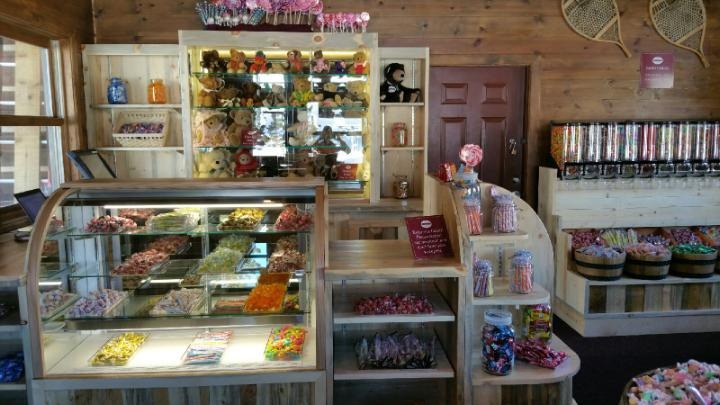 Complete Store Package At Candy Concepts Inc