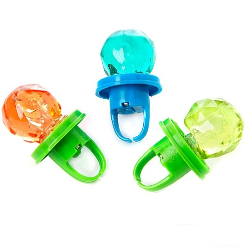 Pop Perfect Ring Diamontrigue Jewelry: Wholesale Novelty Candy