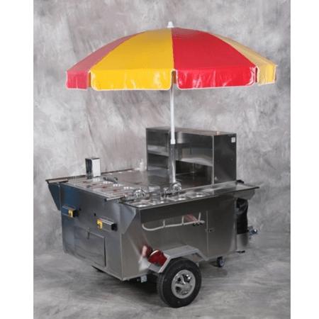 Hummer - Hot Dog Cart - Elite Hot Dog Seller