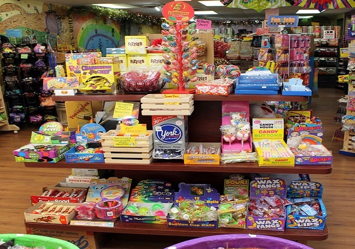 Large Table for Candy Display