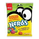 Nerds Sour Big Chewy Peg Bag