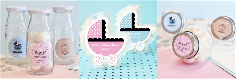 Personalized Shower Favors Baby Shower Favors Personal Favors