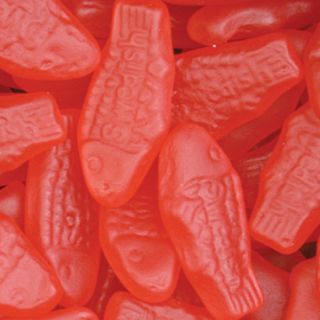 Red Swedish Fish Fish Shaped Candy Bulk Red Candies