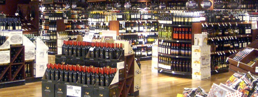 Retail Wine Racks and Fixtures