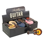 Acoustic Guitar Mints Tin - 24ct