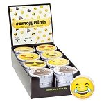 Assorted Emojy Mints Tins - 24ct