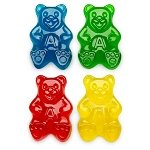 Assorted Papa Gummi Bears - 20lbs