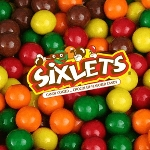 Assorted Sixlets - 25lbs