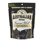 Australian Style Black Liquorice Peg Bag - 10ct
