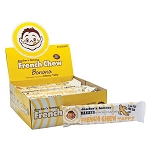 Banana French Chew Taffy - 24ct
