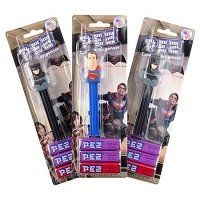 Batman Vs Superman PEZ Blister Packs - 12ct