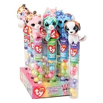 Beanie Boo Gumball Tube Topper - 12ct