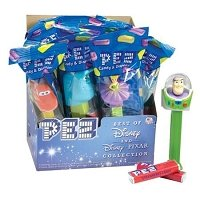 Best of Disney Pixar PEZ Dispensers - 12ct