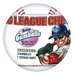 Big League Chew Baseball - 24ct