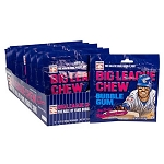 Big League Chew Blue Raspberry - 12ct