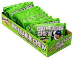 Big League Sour Apple Gum - 12ct