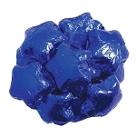 Blue Chocolate Stars - 10lbs