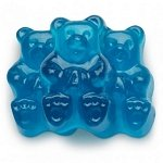 Blue Raspberry Gummi Bears - 20lbs