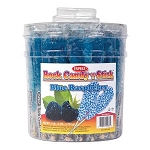 Blue Raspberry Rock Candy Tub - 36ct