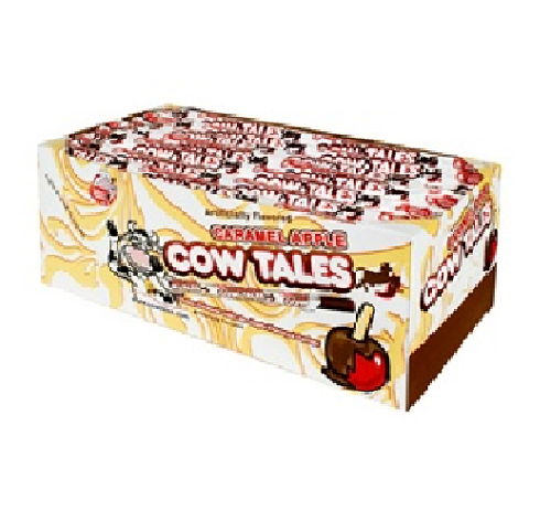 caramel apple cow tales individually wrapped wholesale