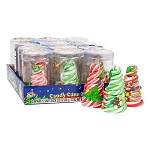 Candy Cane Trees - 24ct