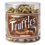 Caramel Milk Chocolate Truffle Tub - 80ct