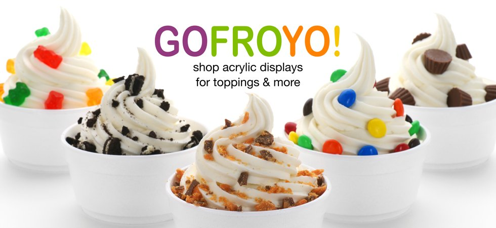 Frozen yogurt shop business plan