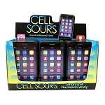 Cell Sour Candy Tins - 18ct