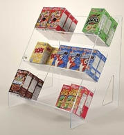 Cereal Box Rack