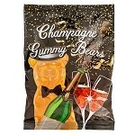 Champagne Gummy Bear Peg Bag - 12ct