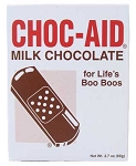 Chocolate Band-Aids  - 12ct