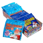 Christmas Big League Chew Gum - 24ct