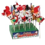 Christmas Hitcher Pops - 18ct