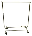 Chrome Heavy Duty Folding Rack