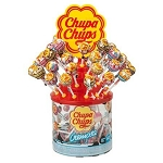 Chupa Chups Lollipop Tub - 60ct