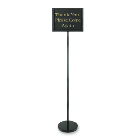 classic retail sign holder preprinted signs retail sign