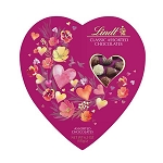 Classic Truffles Mix Heart Box - 6ct