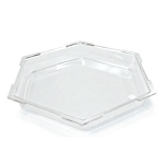 Clear Acrylic Honeycomb Ice Bath - Size Choice