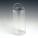 Clear Tube with Handle  - 6