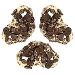 Cookies & Cream White Chocolate Pretzels - 3lbs