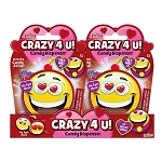 Crazy 4 U Candy Dispenser - 8ct