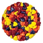 Crazy Hearts Pressed Candy - 10lbs