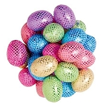 Crisp Chocolate Easter Eggs - 10lbs