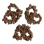 Crispie Milk Chocolate Pretzels - 25ct