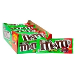 Crunchy Mint M&M's Share Size - 24ct